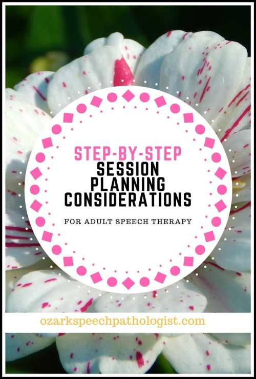 sessionplanning