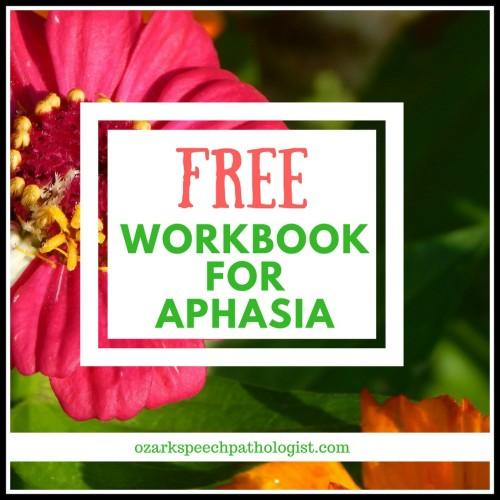 freeaphasiaworkbook
